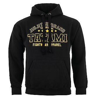 Tatami Fightwear JJB Hoodie Black