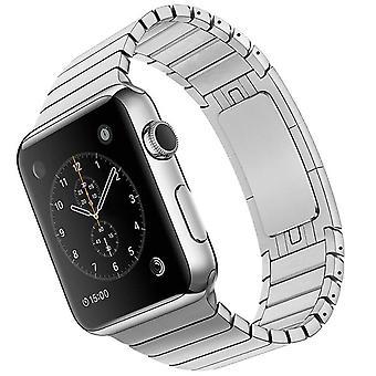 Apple Watch 38/40MM Silver Strap - Link