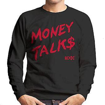 AC/DC Money Talks Men's Sweatshirt
