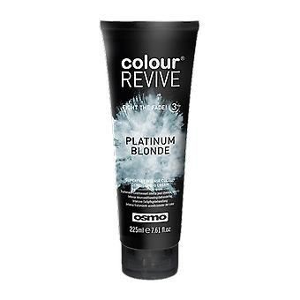 Osmo Colour Revive Platinum Blonde Colour Conditioning Cream 225ml