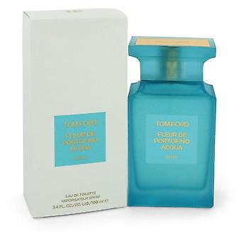 Tom Ford Fleur De Portofino Acqua Eau De Toilette Spray von Tom Ford 3,4 Oz Eau De Toilette Spray