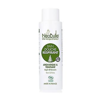 Breathable Bath Shower 400 ml of gel