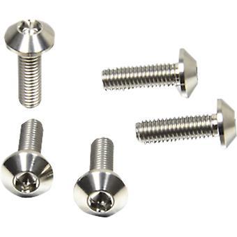 Perno de disco de titanio pro perno (paquete 5) TI5DISCYAM