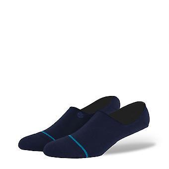Stance Men's Socks ~ Icon No Show navy