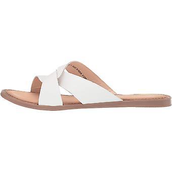 Chinese Laundry Women's Slip-on, Sandal Slide Flat