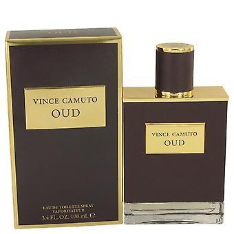 Vince Camuto Oud Eau De Toilette Spray By Vince Camuto 3.4 oz Eau De Toilette Spray
