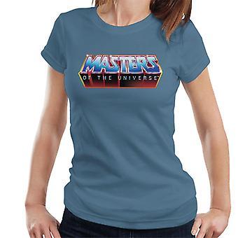 マスターズ・オブ・ザ・ユニバース クラシック ロゴ ウィメンズ&アポス;s Tシャツ