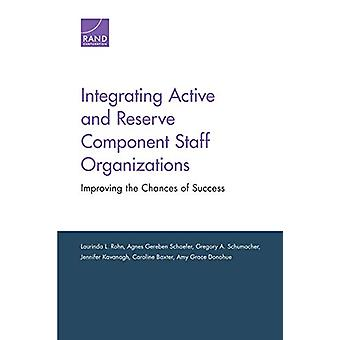 Integrating Active and Reserve Componet Staff Organizations by Laurin