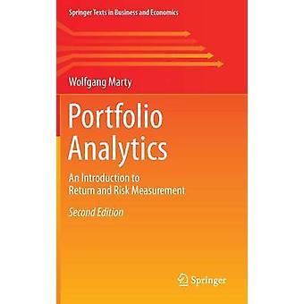 تحليلات المحفظة - مقدمة لقياس العائد والمخاطر ب