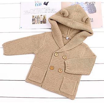Warm Eschen Neugeborenen Baby Pullover
