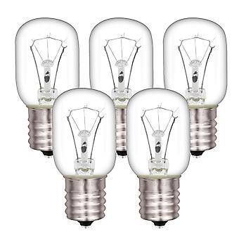 5x E17 Ampoule à micro-ondes 8206232A GMH3204XVS3 GMH5205XVB1 125V 40W