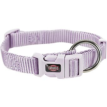 Trixie Collar Premium Lila Claro (Dogs , Collars, Leads and Harnesses , Collars)
