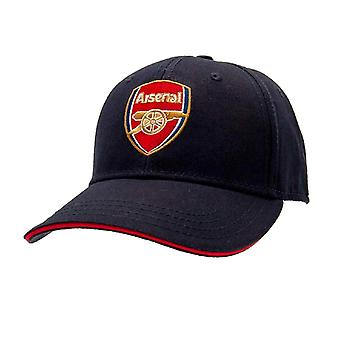 Arsenal FC Super Core Baseball Cap | Sininen | 2021 | Aikuinen