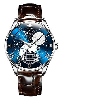 Mechanical Moon Phase Automatic Wristwatches