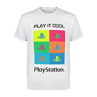 Playstation Girls Play It Cool T-Shirt