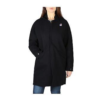 K-Way - Clothing - Coat - K006510-906 - Women - Schwartz - 8