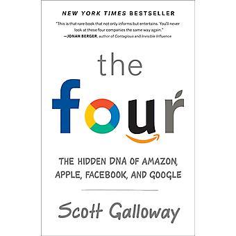 الأربعة من قبل سكوت غالاوي