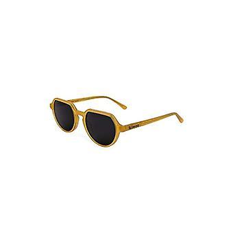 Kimoa Beverly Yellow, Unisex Sunglasses, Yellow, Normal