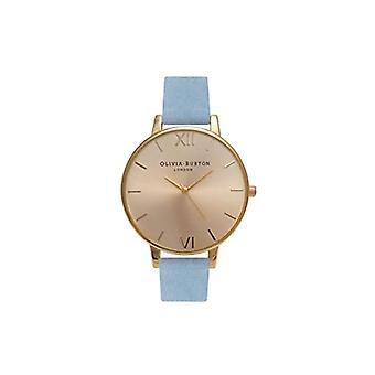 Olivia Burton Japanese Quartz Watch with OB16BD111 Plastic Strap