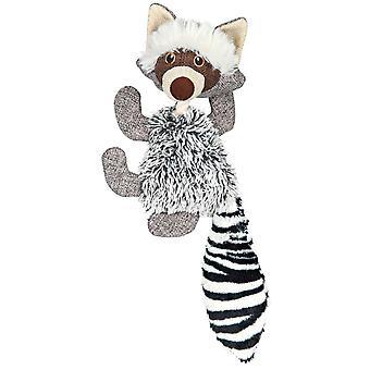 Trixie Waschbär Plüsch Hund Spielzeug