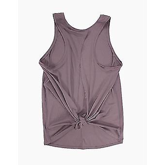 Activewear Löpträning Öppna Tillbaka Yoga Toppar Sexig Blus Gym