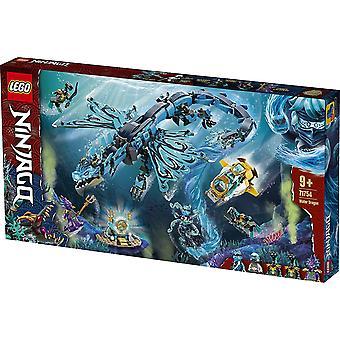 LEGO 71754 NINJAGO Dragon d'eau