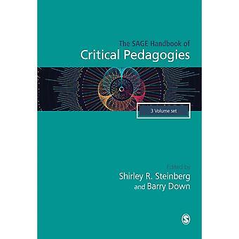 SAGE-handboken för kritiska pedagogiker av Shirley Steinberg