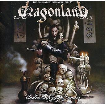 Dragonland - Under the Grey Banner [CD] USA import