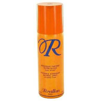 R De Revillon By Revillon Deodorant Spray 5 Oz (men)