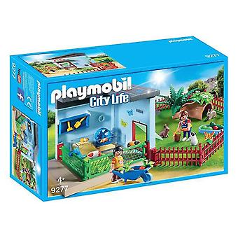 Speelset City Live Small Pets Room Playmobil 9277