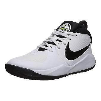 Sports Shoes for Kids Nike HUSTLE 9 AQ4224 100 White