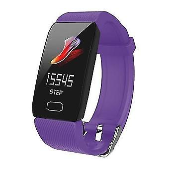 Q1 Smart Armband 1,14 Zoll Farbe Bildschirm Sport Armband Smartband