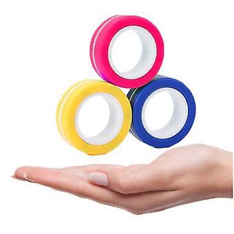 Material Certificado® Fidget Spinner - Anti Stress Hand Spinner Toy R118 Metal Chroma - Cópia