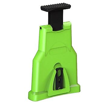 Chainsaw Teeth Sharpener Bar-mount, Fast Grinding Sharpening, Woodworking Tools