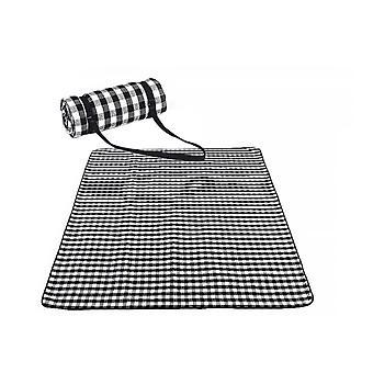 200x150 Waterproof Large Fashionable Camping Pad Lightweight Portable Picnic Blanket Camping Mat
