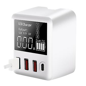 30/40W Quick Charge .0 USB Charger Mobile Phone Adapter Fast Charger USB |Mobile Phone Chargers