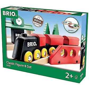 BRIO Classic Figura 8 Set