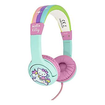 Unicorn Rainbow Kitty Premier Children's Headphone