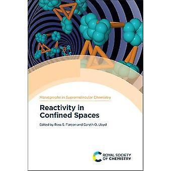 Reactividad en espacios confinados