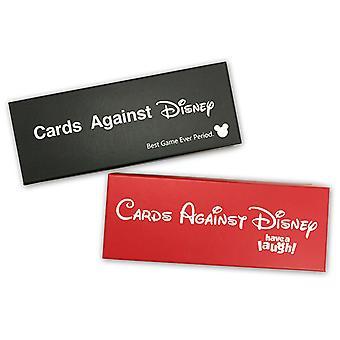 Kaarten tegen Disney Adult Table Cards Game (Red Box)