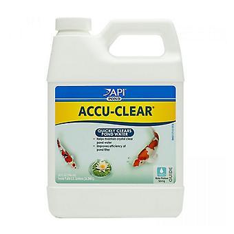 PondCare Accu-Clear Pond - 32 oz (Léčí 9 600 galonů)