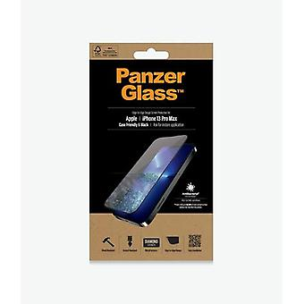 PanzerGlass PRO2746, Apple, iPhone 13 Pro Max, Reptålig, Antibakteriell, Transparent