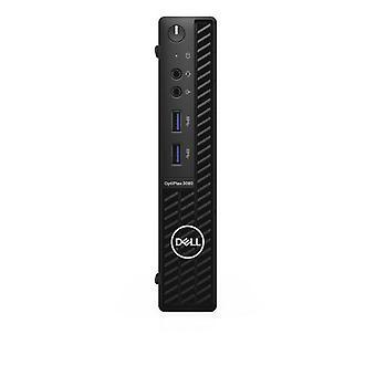 DELL OptiPlex 3080, 2.3GHz, 10th Generation Intel® Core™ i5, i5-10500T, 8