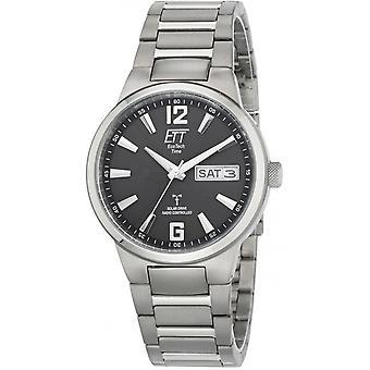ONE (Eco Tech Time) Grey Titanium OJ-11321-21M Men's Watch