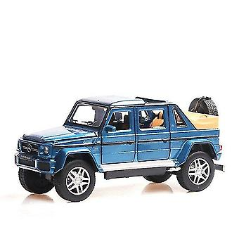 Toy cars wokex 1:32 toy car benz g650 alloy car open car off road vehicle toy diecasts toy vehicles car