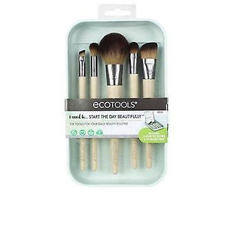 Set Of Make-up Brushes Ecotools (5 Pieces)