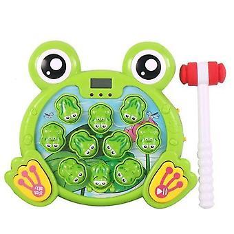 Juego interactivo de ranas Early Inspiration Toy Green