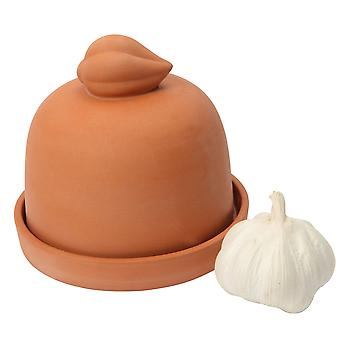 Dexam Terracotta Garlic Baker