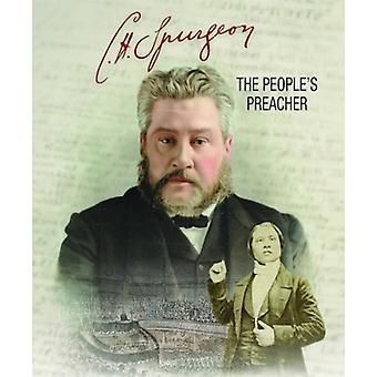 CH Spurgeon: Människors predikant [Blu-ray] USA import
