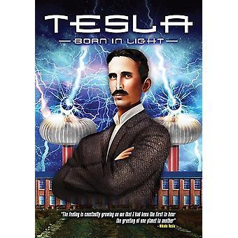 Tesla: Born in Light [DVD] USA import